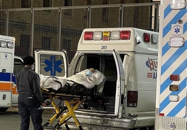 تعداد مرگ ومیر ناشی از کرونا در آمریکا مرز نیم میلیون نفر را رد کرد