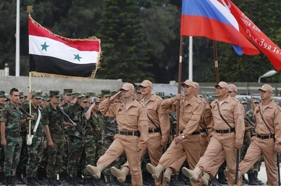 112 نیروی ارتش روسیه در سوریه کشته شده اند خبرنگاران