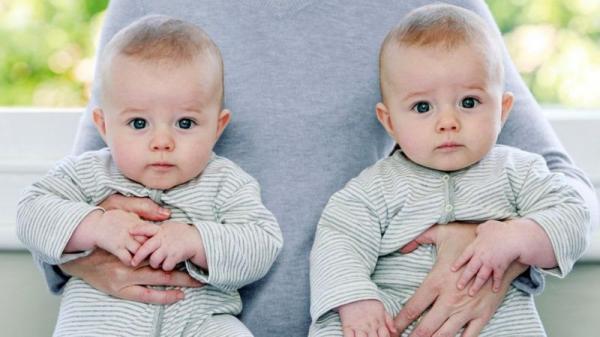 تولد دوقلو ها در جهان بیشتر شده است