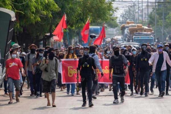 روسیه: تحریم میانمار به جنگ داخلی منجر می گردد