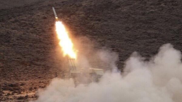خبرنگاران حمله موشکی ارتش یمن به جنوب عربستان