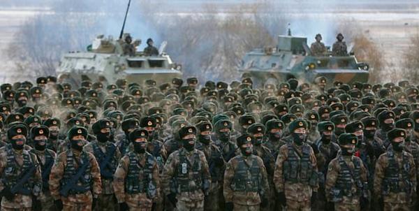 فرمانده ارشد چین خواهان آمادگی برای جنگ با آمریکا شد خبرنگاران