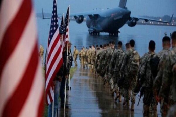 نظامیان آمریکایی در کشور های همسایه افغانستان مستقر می شوند