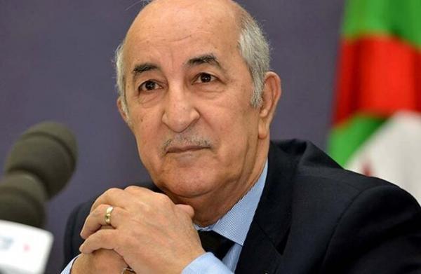 رئیس جمهور الجزایر خواستار گفتگوی ملی شد