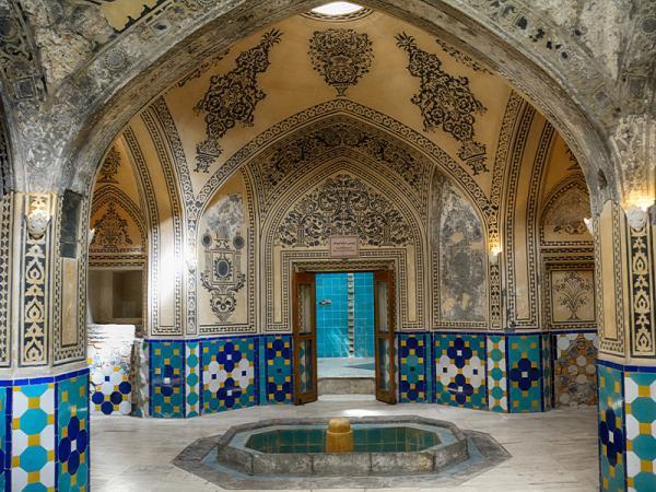 5 تا از معروف ترین حمام عمومی های تاریخی ایران
