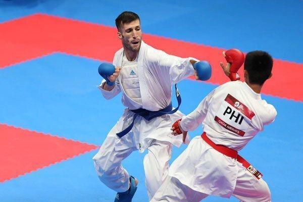 تیم ملی کاراته سه شنبه راهی فرانسه می گردد