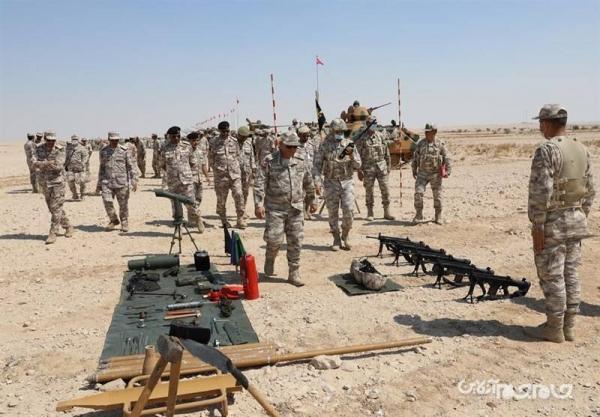 مانور نظامی مشترک ترکیه و قطر
