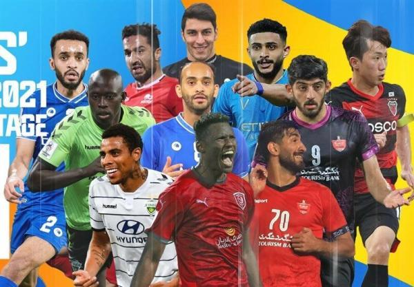 افتخاری تازه و مهم برای یحیی گل محمدی در آسیا، 4 بازیکن ایرانی در تیم منتخب دور گروهی