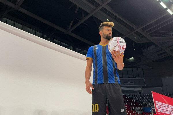 خاطرات بازیکن تیم ملی ازکودکی و جام جهانی، فریاد زدن مقابل رونالدو