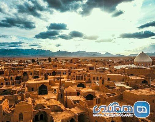 حال بافت تاریخی یزد خوب است